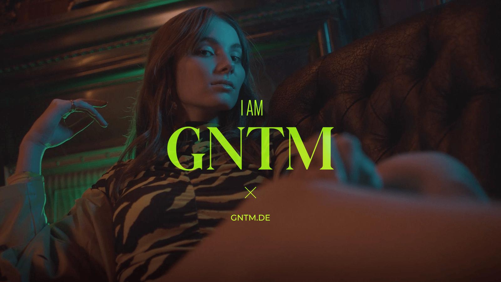 I am GNTM